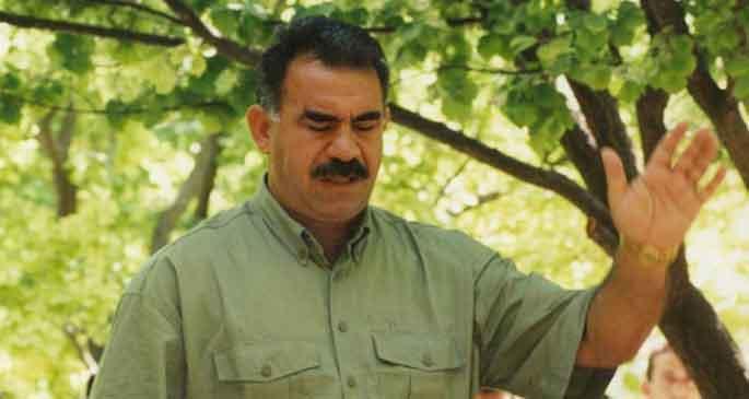 Öcalan: Devlet heyeti gelmezse süreç bitmiş demektir
