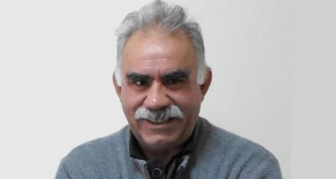 Öcalan : Türkiye\'nin Rojava siyaseti Kürde karşı savaş siyasetidir