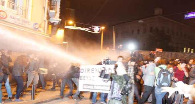 ODTÜ eyleminde gözaltına alınan 11 kişi savcılığa sevk edildi