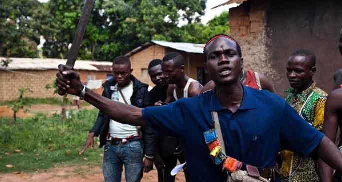 Orta Afrika Cumhuriyeti\