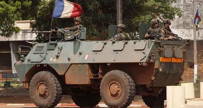 Orta Afrika Cumhuriyeti\'ndeki şiddet olaylarında ölü sayısı 281