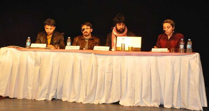 Öykü yazarları Diyarbakır'daydı