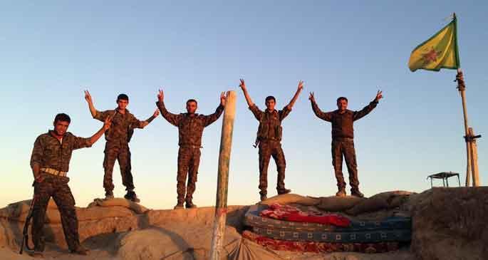 Özgürlüğün Rojava'daki adı...