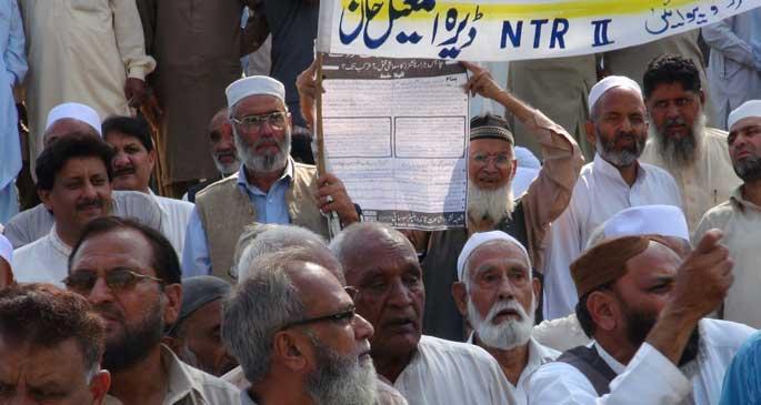 Pakistan\'da emekli isyanı