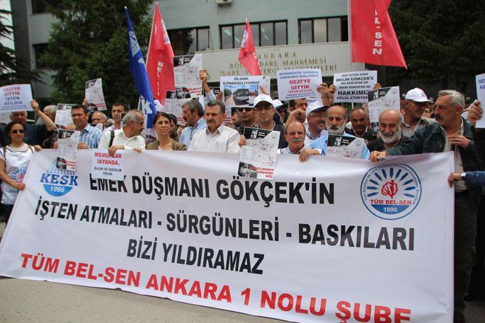 Performans kriteri: AKP'ye yakınlık