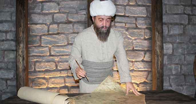 Piri Reis 500 yaşında