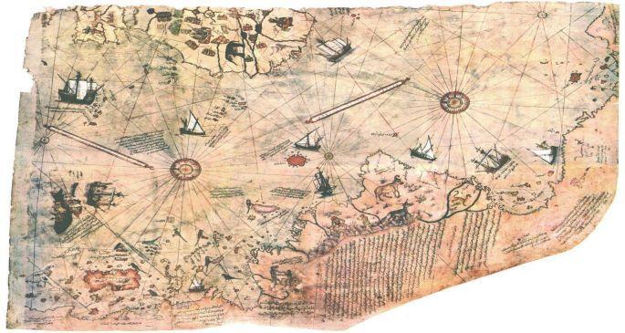 Piri Reis; Haritalarına bakıla, kellesi vurula!