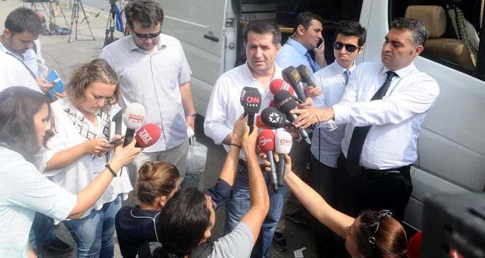 Polis avukatlarından tutuklama kararına itiraz