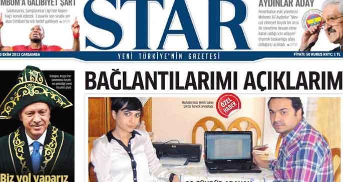 Polisin bulamadığı Tuncel'i muhabir buldu!
