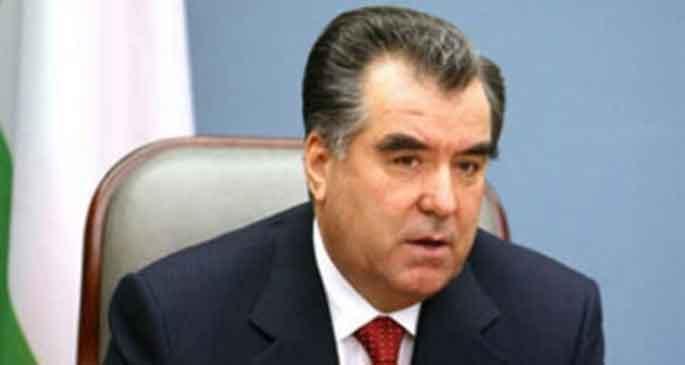 Rahmanov dördüncü kez 'seçildi'