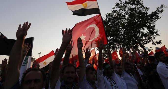 Restleşme Arap basınında