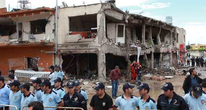 Reyhanlı'daki gizli hastaneler Meclis gündemine getirildi