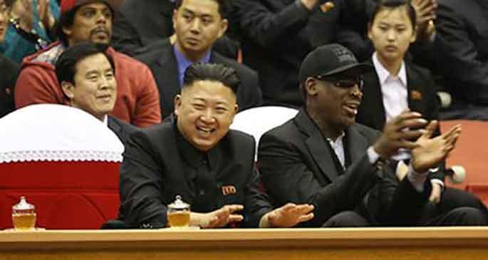Rodman, Kim Jong-Un'u anlattı