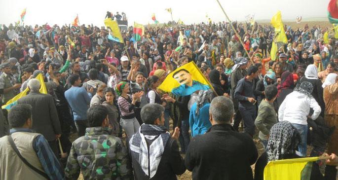 Rojava sınırında KDP gerginliği