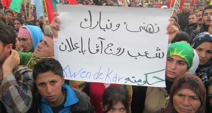 Rojava'da bir küçük nefes: Demokratik Özerk Cizre Kantonu