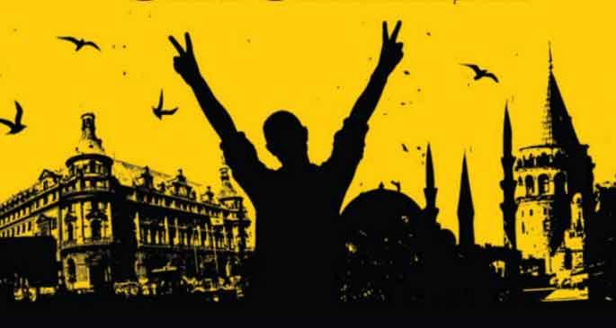 Rüşvet ve yağmaya karşı İstanbul kent mitingine