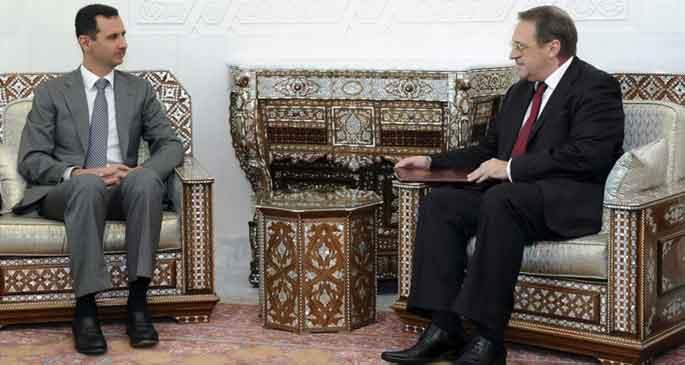 Rusya: Şam yönetimi Cenevre-2'ye katılmayı kabul etti
