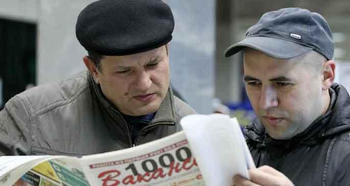 Rusya'da işsizlik uçurumu 30 kat