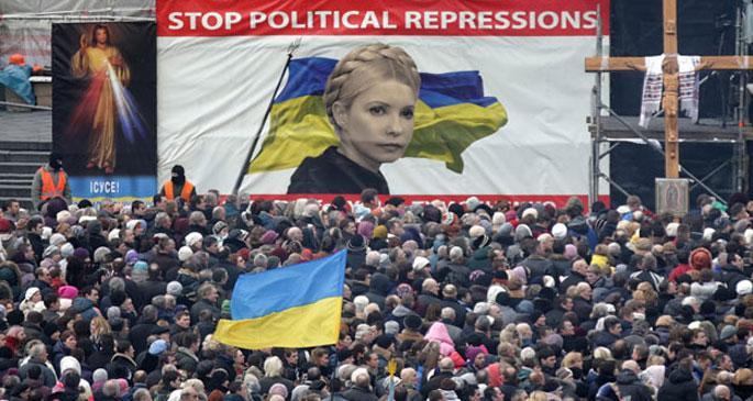 Rusya'dan Ukrayna'daki yeni yönetime sert açıklama