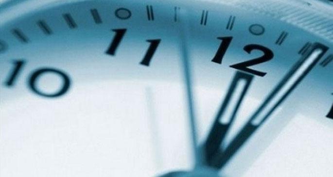 Saatlerinizi 1 saat ileri almayı unutmayın