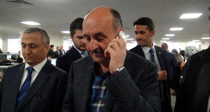 Sağlık Bakanı hastaneden telefonla randevu alamadı!