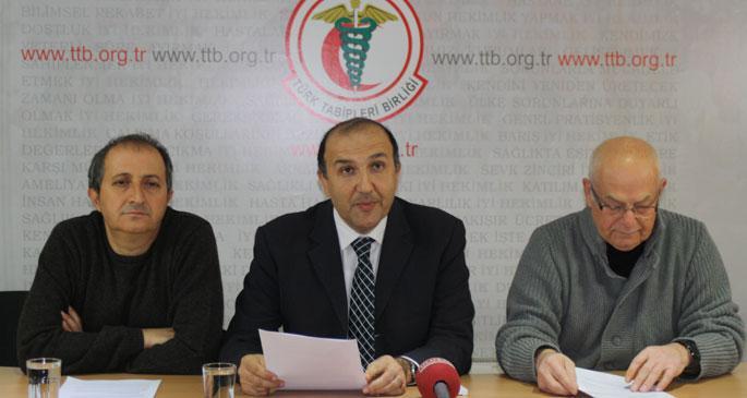 Sağlık örgütlerinden KESK\'in 19 Aralık grevine destek