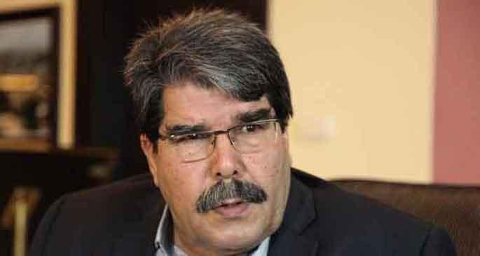 Salih Müslim: Kürtler utanç duvarını yıkacaktır