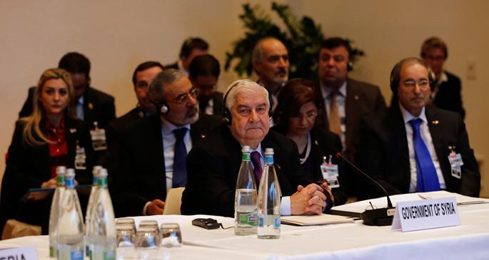 Şam, geçiş hükümetini reddetti