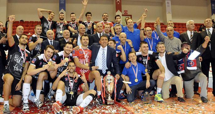 Şampiyonlar Kupası Halkbank\'ın