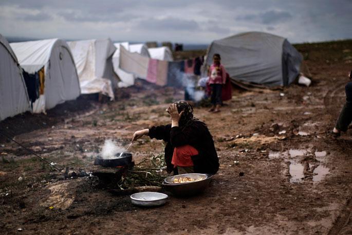 Savaşın öteki yüzünde sığınmacı kadınlar ne yaşıyor?