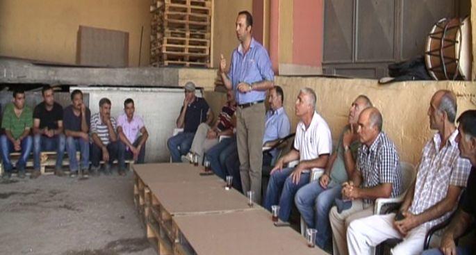 \'Şengal ve Rojava\'ya gidecek suyu biz üretiriz\'