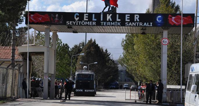 Seyitömer'de abluka sürüyor