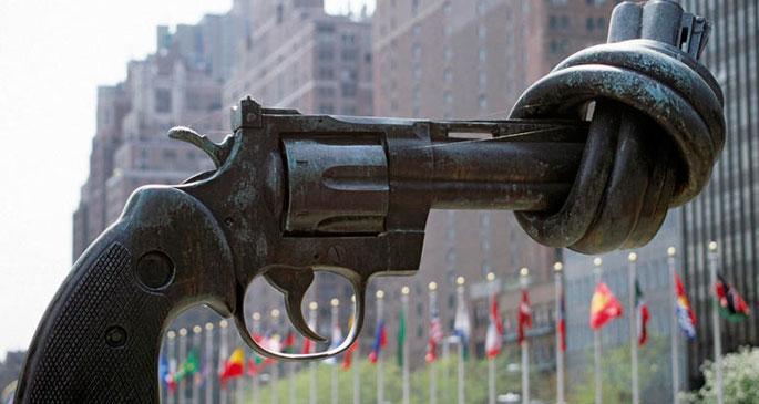 Silah satışını sınırlayan anlaşma aralıkta yürürlükte