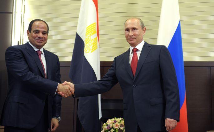 Sisi'nin Rusya ziyareti ve yeni hamleler