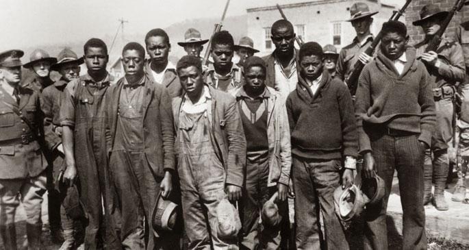 Siyahlar için adalet 82 yıl geç geldi