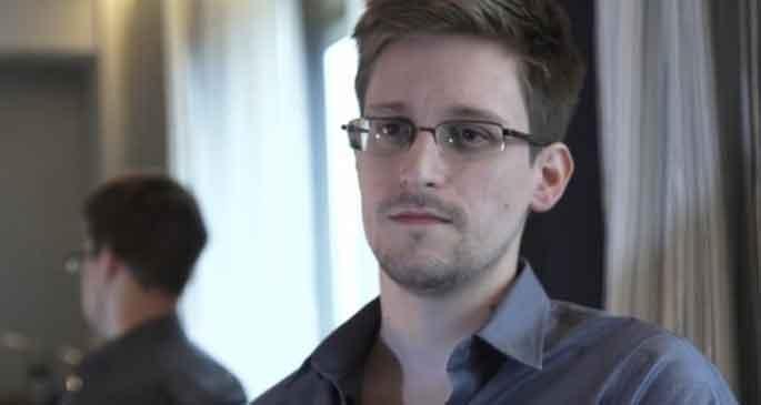 Snowden: Rusya\