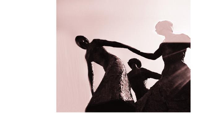 Solandalı kadınların süpürgesi