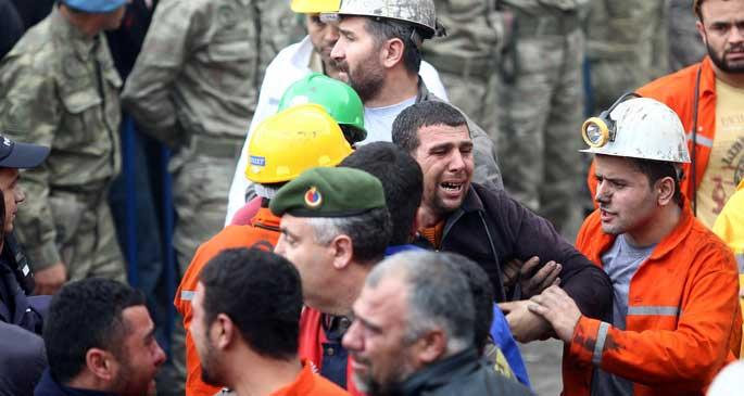 Soma\'da maden katliamı (Canlı yayın)