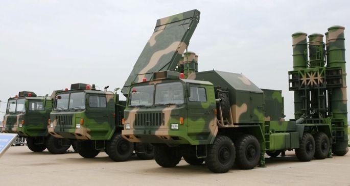 Şu Çin'in füzeleri