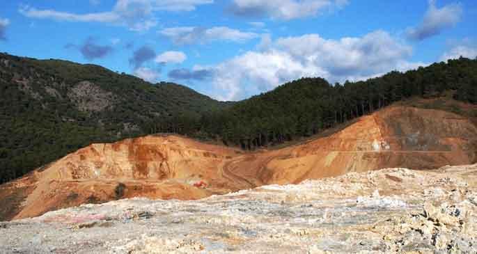 Suç ortaklığının kanıtı altın madenleri