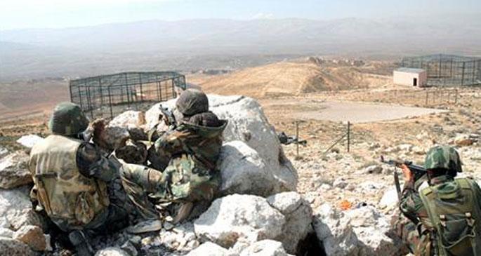 Suriye ordusu, tarihi Hıristiyan kasabasında kontrolü ele aldı