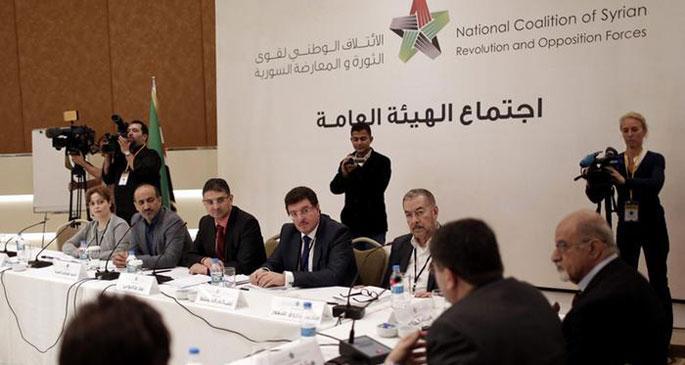 Suriye Ulusal Konseyi\