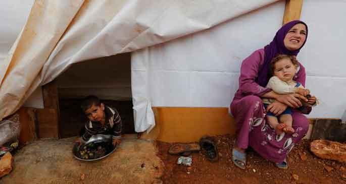 Suriye'de 9 milyon insan yardıma muhtaç durumda