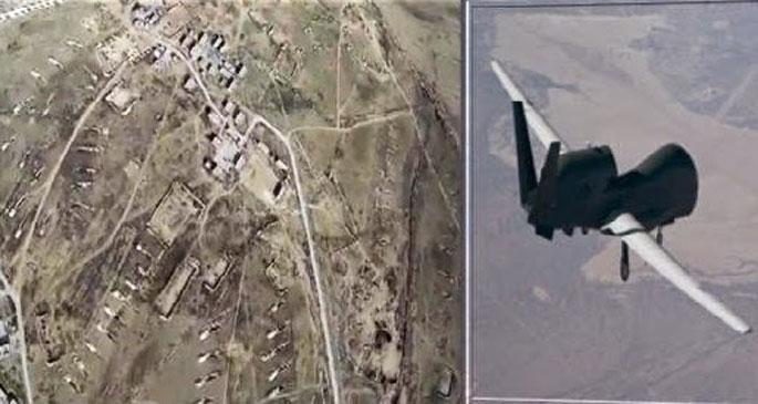 Suriye'deki IŞİD hedeflerine hava saldırısı