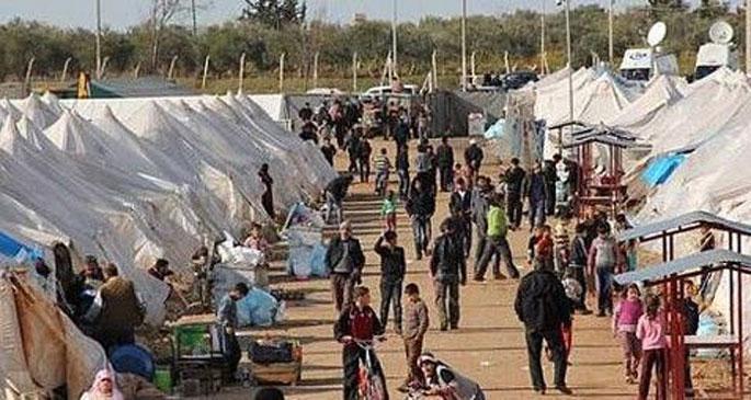 Suriyeli mülteciler içir uluslararası kampanya