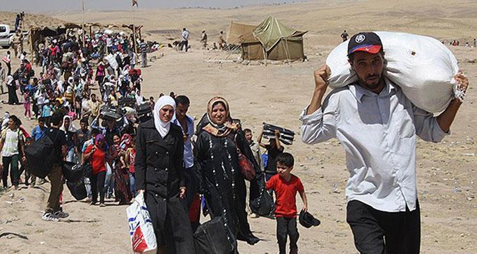 Suriyeli Türkmenlerin yaşam mücadelesi