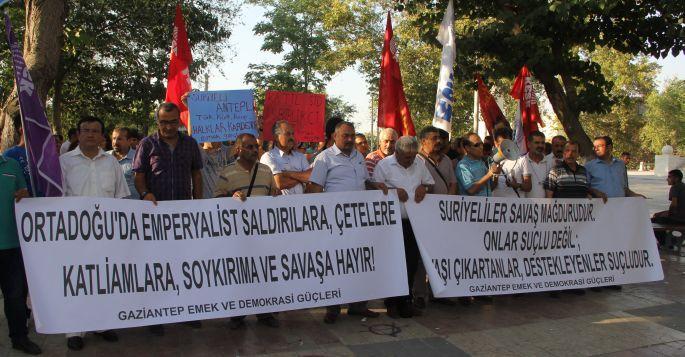 'Suriyelilerden değil AKP hükümetinden hesap sorulmalı'