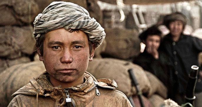 Suskun bir ülke: Afganistan