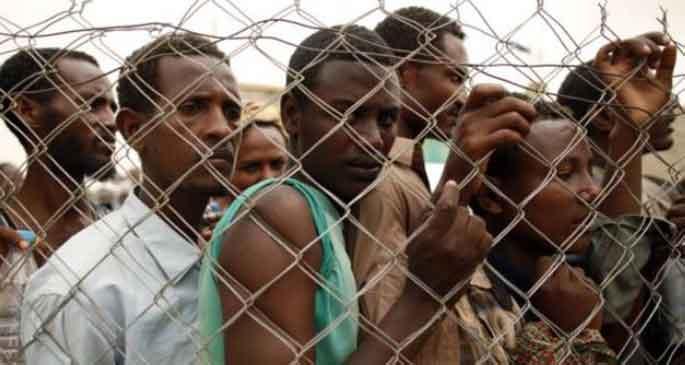 Suudi Arabistan 100 bin Etiyopyalı işçiyi sınırdışı etti