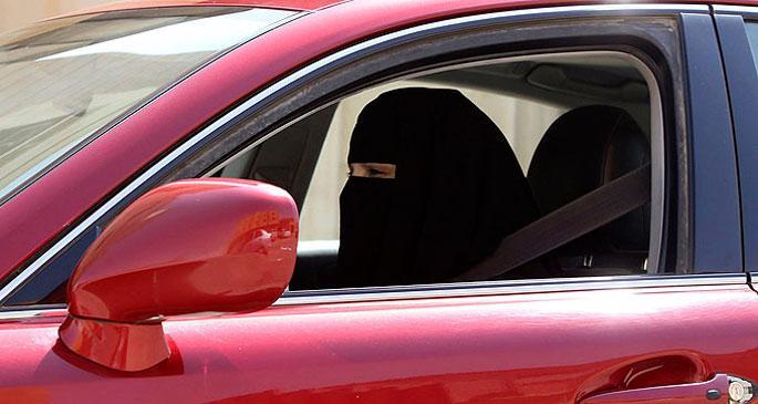 Suudi kadınların eylemi iptal edildi